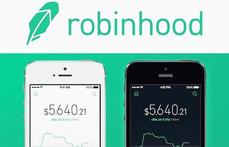 Singup for Robinhood and get 10 PED and a Free Stock!