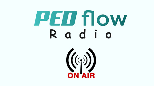 Earn PED by listening to PEDflow Radio.