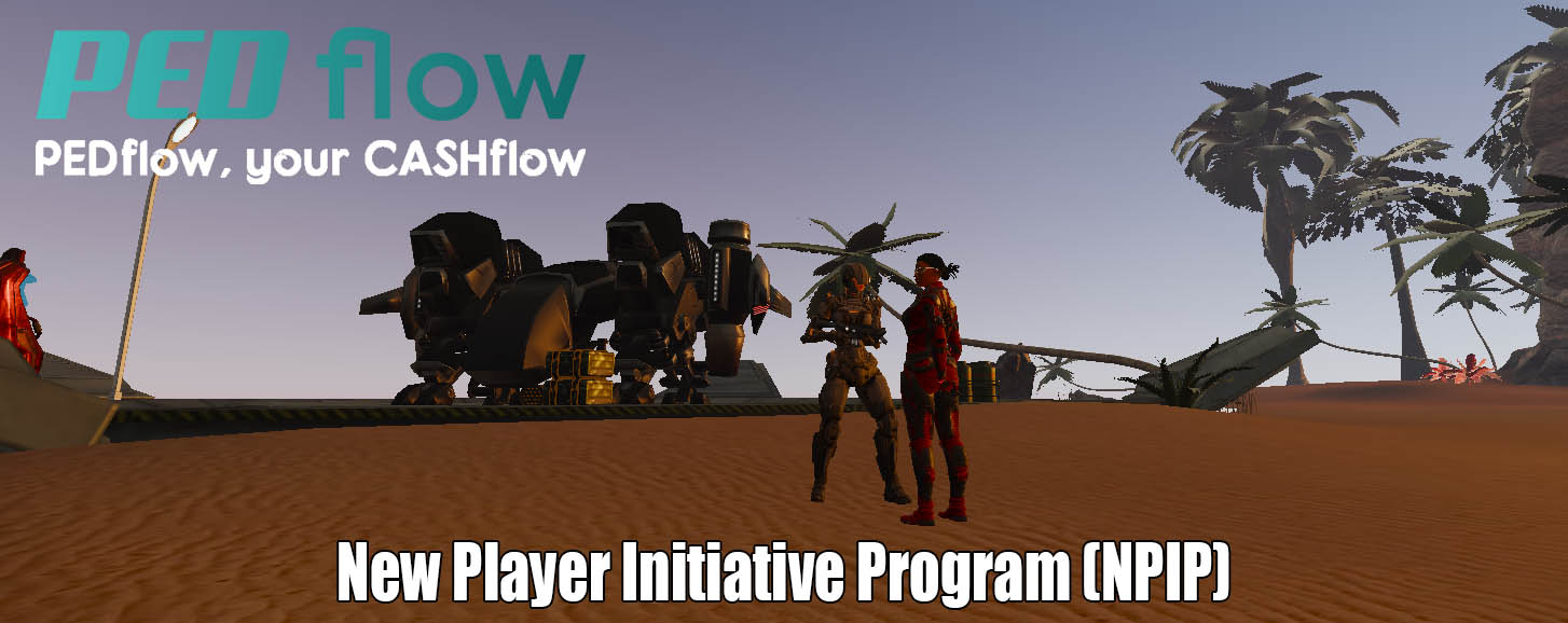 Entropia New Player Initiative Program